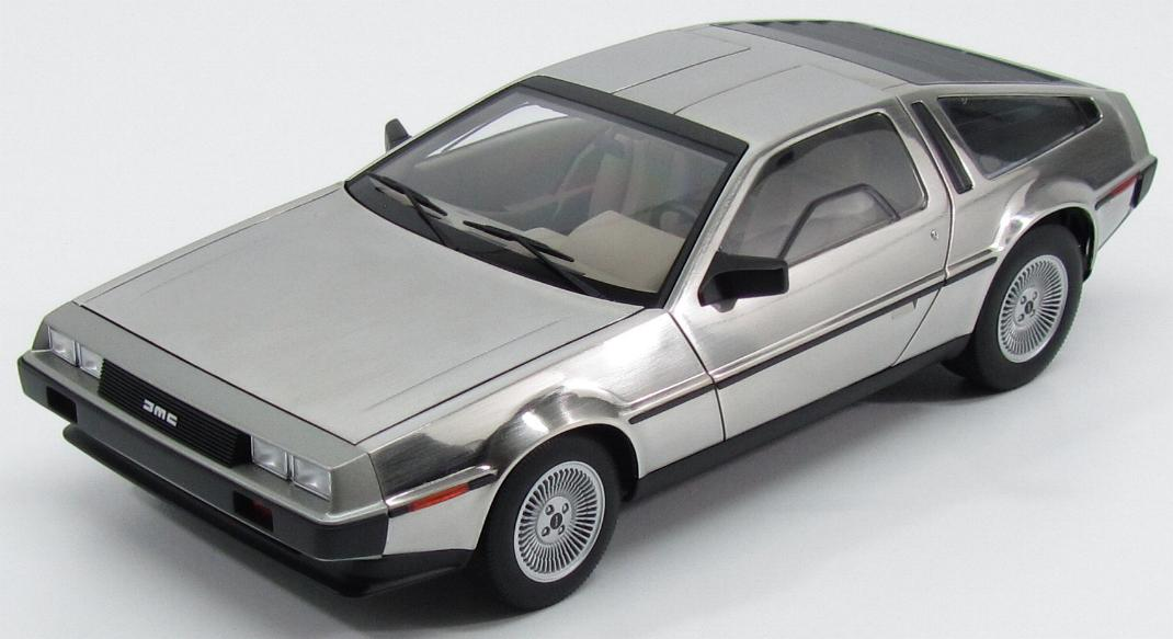DeLorean DMC-12 1981 (satin finish)