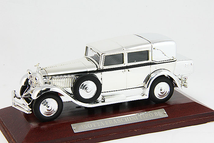 Isotta Fraschini Tipo 8 (Chrome Collection)