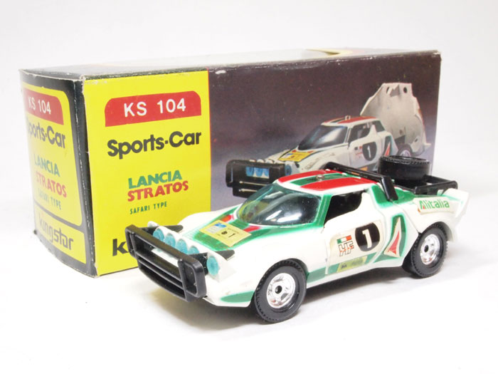 Lancia Stratos Safari Type