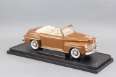 Ford Convertible (1948) Brown