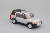 Land Rover Discovery 3 (silver)