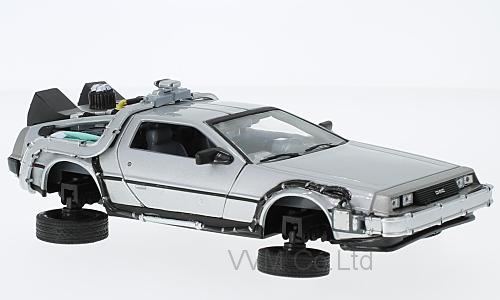 "DeLorean DMC12 Flying Wheel Version ""Back to Future 2"" (из к/ф""Назад в будущее 2"") 1983"