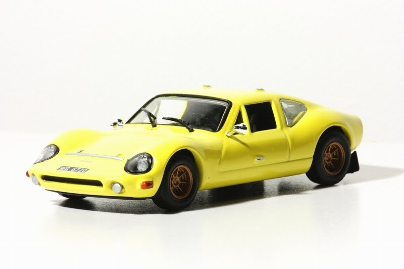 Melkus RS 1000 1969 Yellow