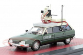 "CITROEN CX Safari ""BBC TV"" 1982 Green"