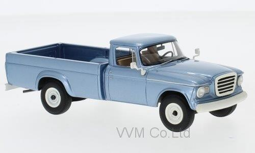STUDEBAKER Champ Pick Up 1963 Metallic Light Blue