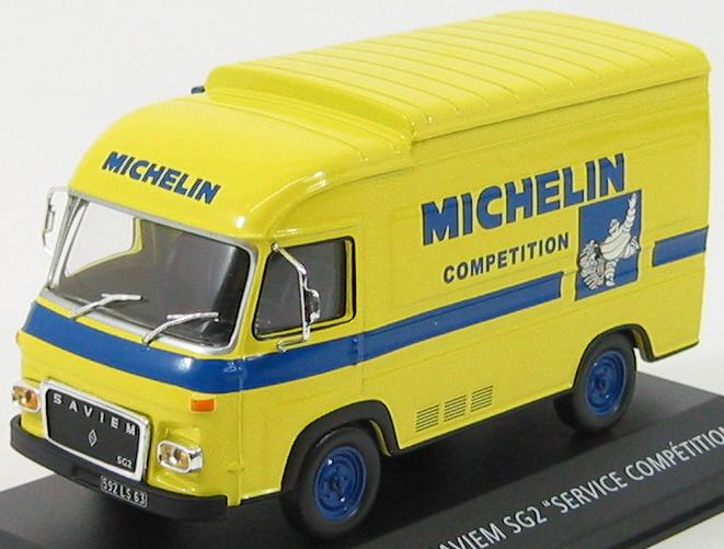 "Renault Saviem SG2 ""Service Competition"" Michelin"