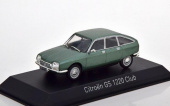 CITROEN GS 1200 Club 1973 Silver Green