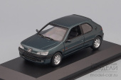 PEUGEOT 306 - 1998 - GREEN METALLIC