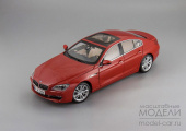 BMW 650i Gran Coupe (F06) (melbourne red)