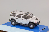 Hummer H2 (Silver)