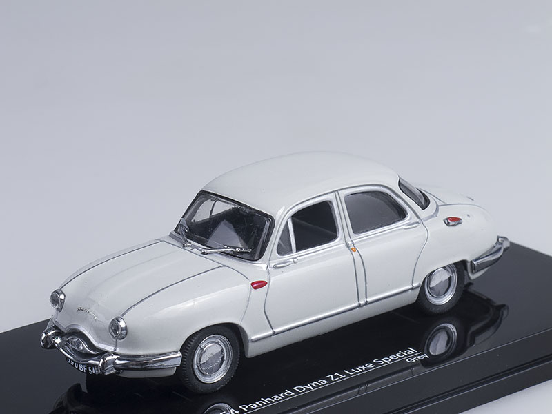 Panhard Dyna Z1 Luxe Special 1954 Grey