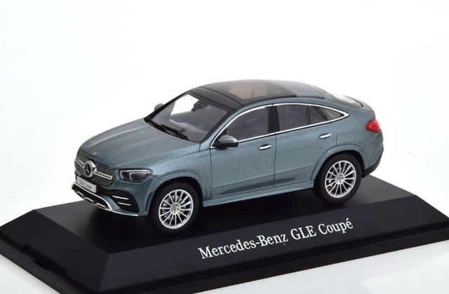 MERCEDES-BENZ GLE Coupe AMG Style (C167) 2020 Metallic Grey