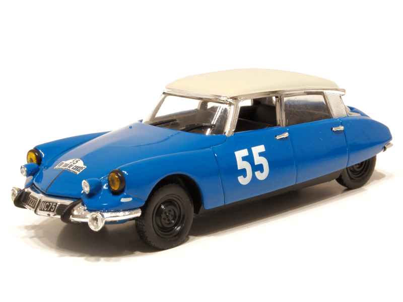 Citroen DS19 Tour de Corse -1963-