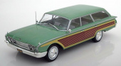 FORD Country Squire 1960 Metallic Green/Wood