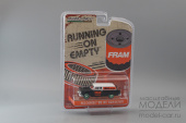 "CHEVROLET One Fifty Sedan Delivery ""FRAM Oil Filters"" 1955 (Greenlight!!!)"