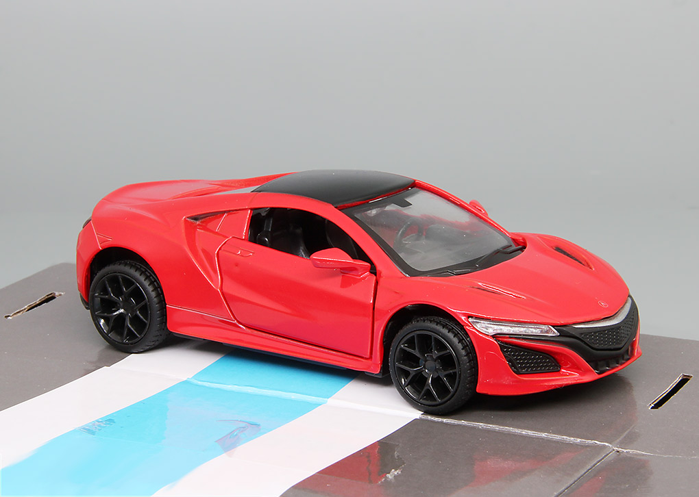 Acura NSX (red)