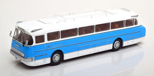 автобус IKARUS 66 1972 White/Light Blue