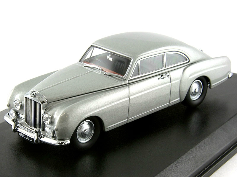 Bentley S1 Continental Fastback 1956 Shell Grey