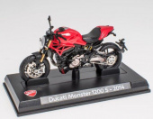 DUCATI Monster 1200 S 2014 Red