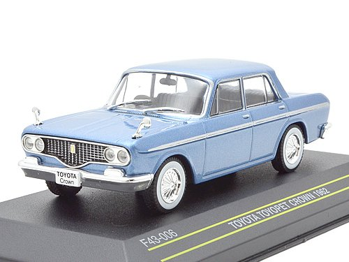 Toyota Toyopet Crown 1962 Metallic Light Blue