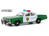 "PLYMOUTH Fury ""Chickasaw County Sheriff"" 1975"