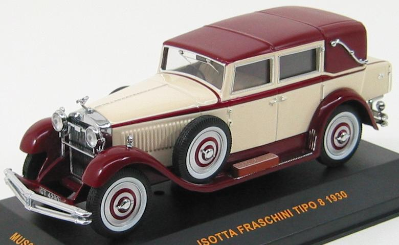 Isotta Fraschini Tipo 8 (1930) Beige / Brown
