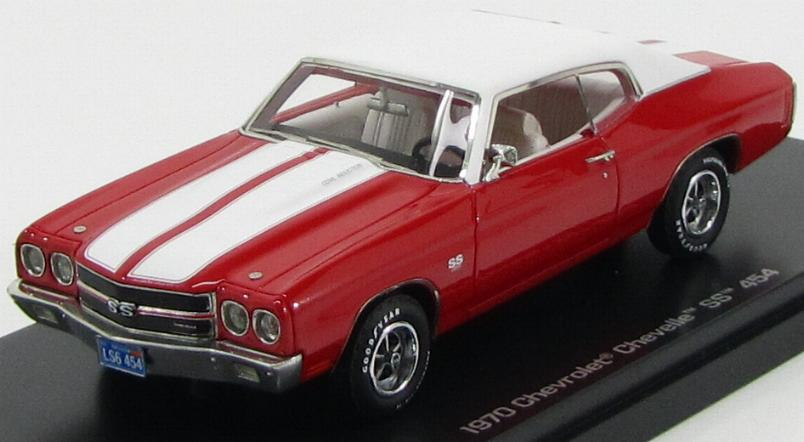 Chevrolet Chevy Chevelle 454SS Coupe 1970 Red \ White