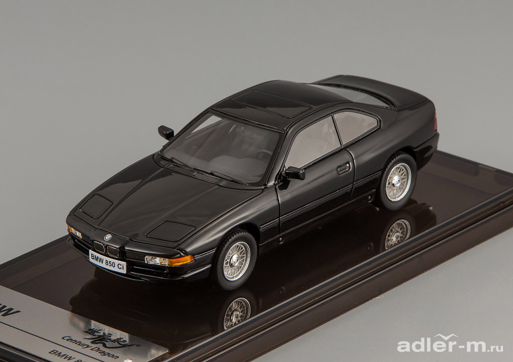 BMW 850Ci (black)