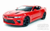 Chevrolet Camaro SS Coupe 2016 (red)