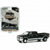 RAM 3500 Dually Harvest Edition пикап 2018 Brilliant Black and Bright Silver