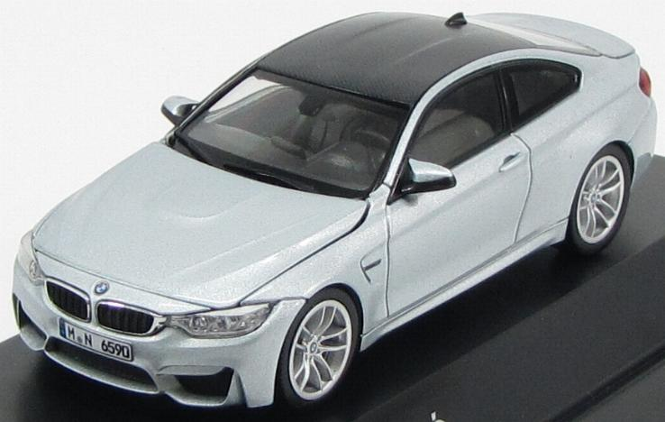 BMW M4 Coupe (F82) 2014 Silver