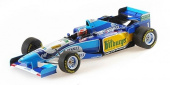 BENETTON RENAULT B195 - MICHAEL SCHUMACHER - WINNER AUSTRALIAN GP WORLD CHAMPION 1995