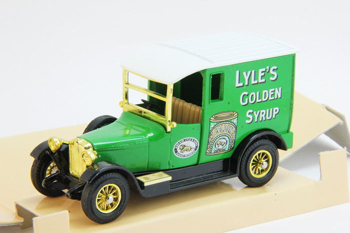 Talbot Van (1927) Lile's Golden Syrup