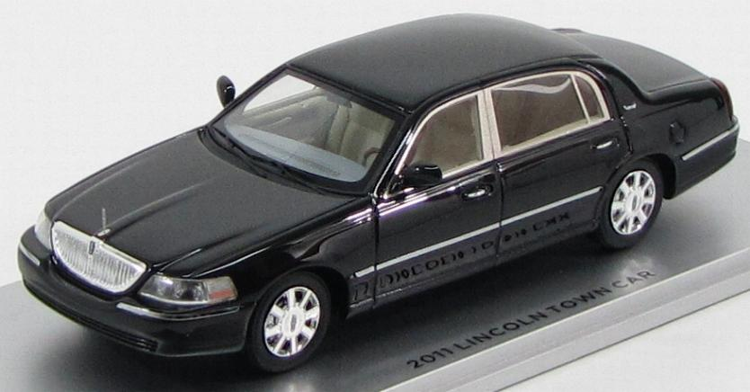 Lincoln Town Car 2012 (Black)