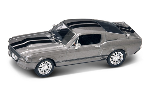 Shelby GT 500 (1967) grey