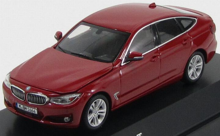 BMW 3-Series GT (F34) 2013 Red