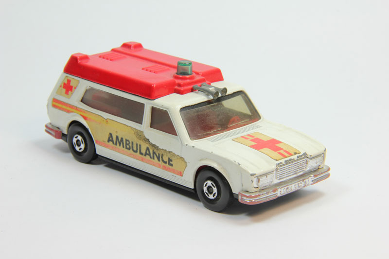 Ambulance (серия Superkings)