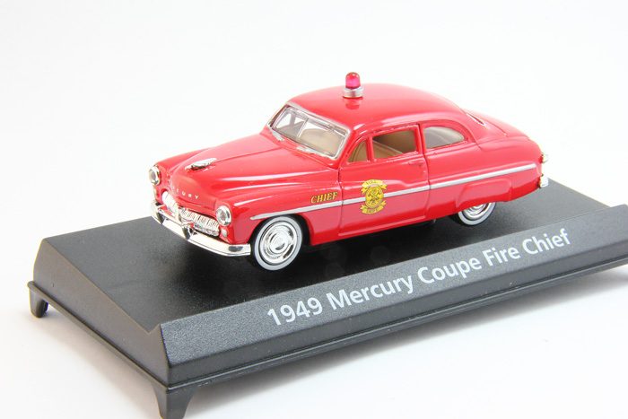 Mercury Coupe (1949) Fire Chief