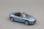 Jaguar F-Type Cabrio (Blue)