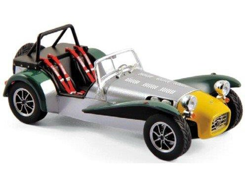 Caterham Super Seven 1983 Aluminium Yellow/Green