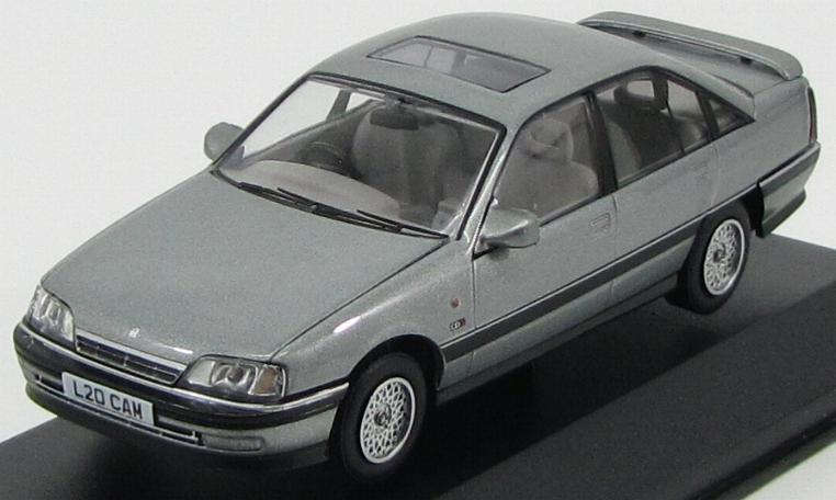 Vauxhall Carlton 2.0 Cdx 1990 Metallic Grey