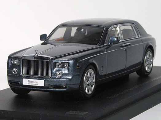 Rolls Royce Phantom Lunar Blue
