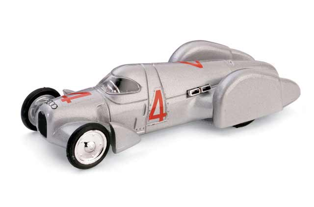 Auto Union Recordwagen Carenata (1935) Hans Stuck