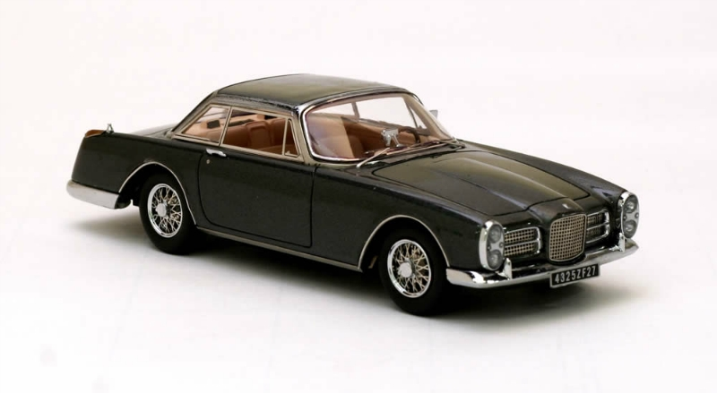Facel Vega Facel II 1963 Grey Metallic