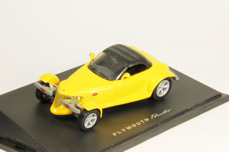 Plymouth Prowler (yellow)
