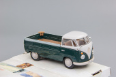VW T1 Pick Up (green/gray)