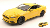 Ford Mustang 5.0 GT 2015 (yellow)