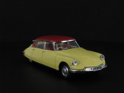 Citroen DS Slough -1956-