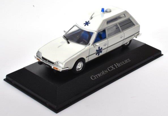 Citroen CX Heuliez White