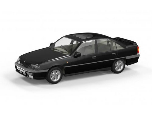 Vauxhall Carlton 3000 GSi 1990 Metallic Black